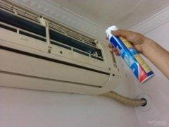 美的空调清洗
